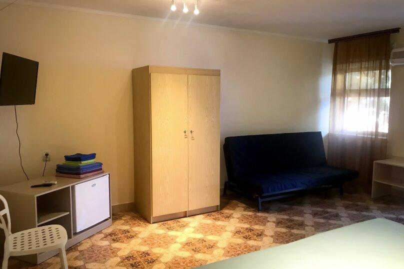 """(7) """"Bungalow"""" room с террасой (1 этаж), для четверых, Таврическая улица, 26, Оленевка - Фотография 3"""