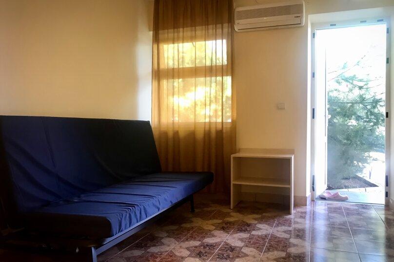 """(7) """"Bungalow"""" room с террасой (1 этаж), для четверых, Таврическая улица, 26, Оленевка - Фотография 4"""