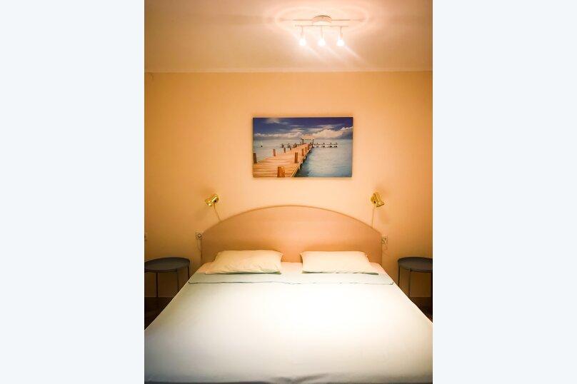 """(7) """"Bungalow"""" room с террасой (1 этаж), для четверых, Таврическая улица, 26, Оленевка - Фотография 5"""