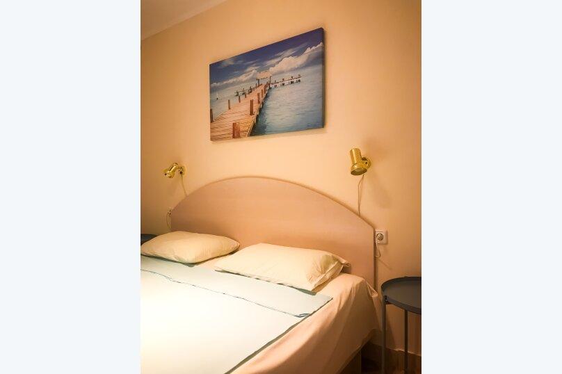 """(7) """"Bungalow"""" room с террасой (1 этаж), для четверых, Таврическая улица, 26, Оленевка - Фотография 1"""