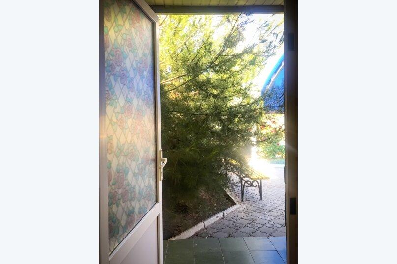 """(7) """"Bungalow"""" room с террасой (1 этаж), для четверых, Таврическая улица, 26, Оленевка - Фотография 9"""