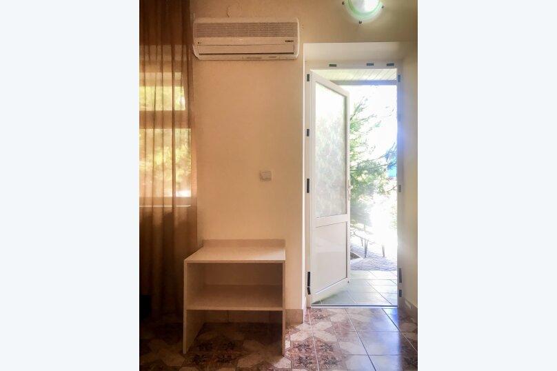 """(7) """"Bungalow"""" room с террасой (1 этаж), для четверых, Таврическая улица, 26, Оленевка - Фотография 10"""