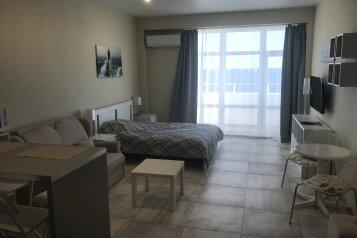 1-комн. квартира, 41.7 кв.м. на 3 человека, шоссе Дражинского, 2Е, Отрадное, Ялта - Фотография 1