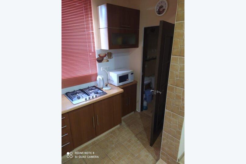 Дом, 100 кв.м. на 6 человек, 3 спальни, Зелёная ул., 49, село Дачное - Фотография 19