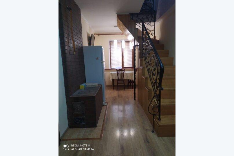 Дом, 100 кв.м. на 6 человек, 3 спальни, Зелёная ул., 49, село Дачное - Фотография 21