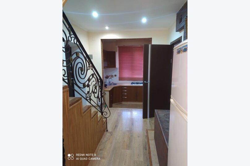Дом, 100 кв.м. на 6 человек, 3 спальни, Зелёная ул., 49, село Дачное - Фотография 22