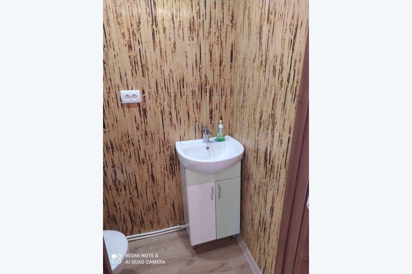 Дом, 100 кв.м. на 6 человек, 3 спальни, Зелёная ул., 49, село Дачное - Фотография 25