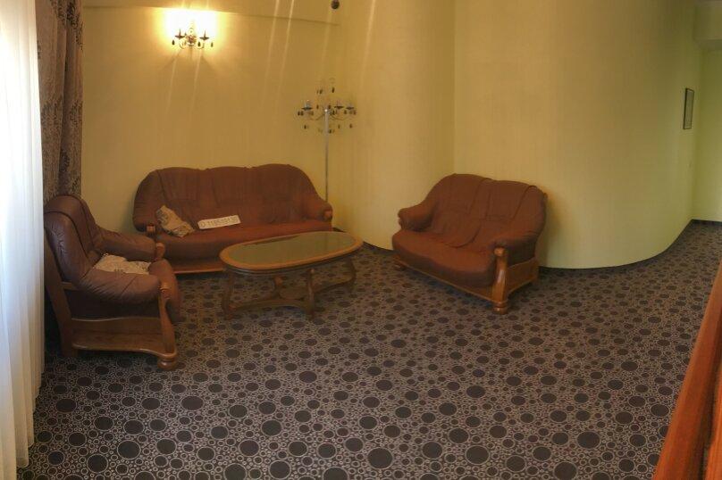 Трехэтажный Эллинг под ключ, 200 кв.м. на 10 человек, 3 спальни, Курортная улица, 42А, Феодосия - Фотография 18