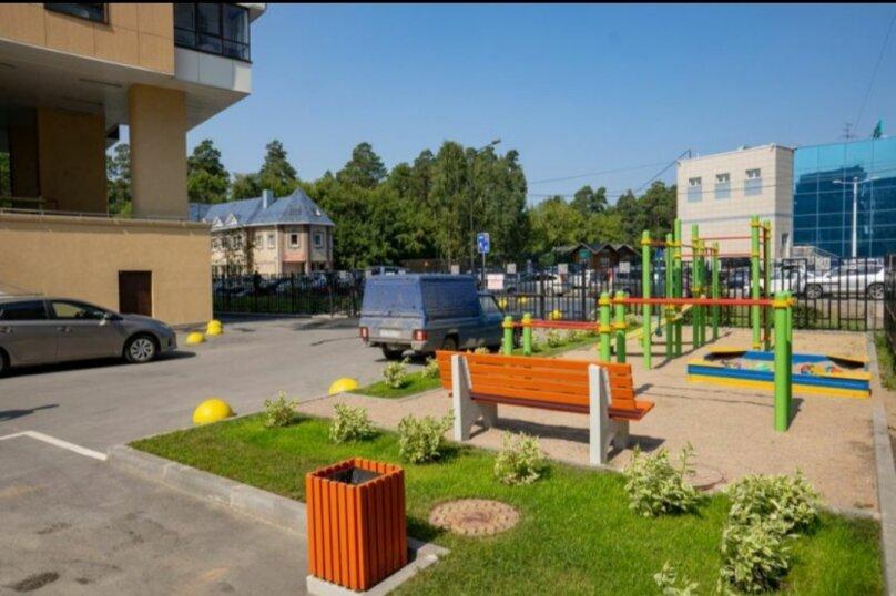 2-комн. квартира, 45 кв.м. на 4 человека, улица Тимирязева, 73/1, Новосибирск - Фотография 24