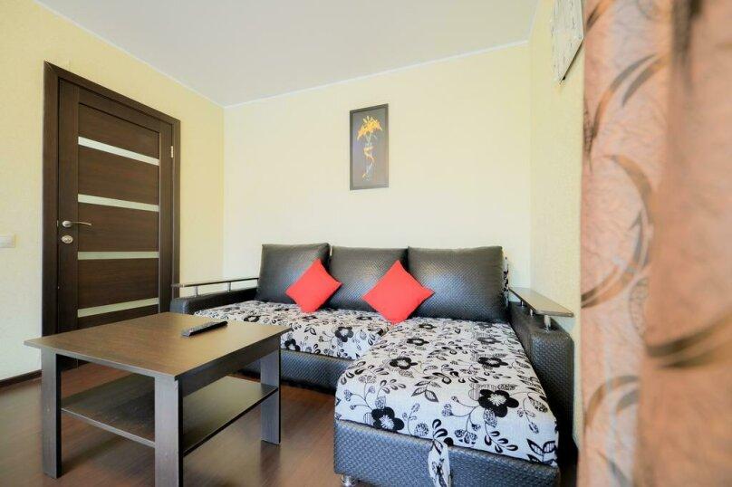 2-комн. квартира, 54 кв.м. на 4 человека, улица Чичерина, 33А, Челябинск - Фотография 14