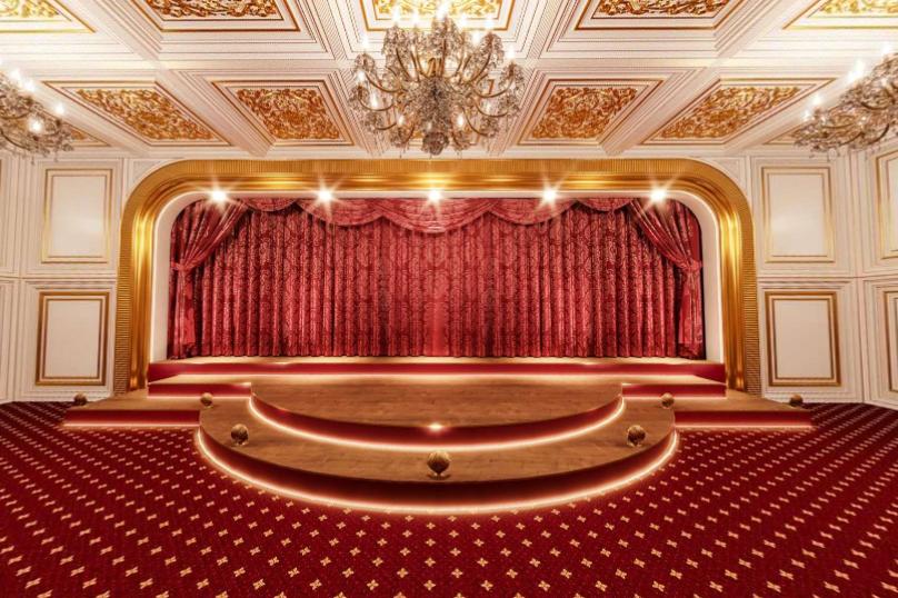 """Апарт-отель """"Гнилая гора"""" (Rotten Berg) - бронирование доступно в 2025 гг. , Замок, в Прасковеевке на 16 номеров - Фотография 12"""