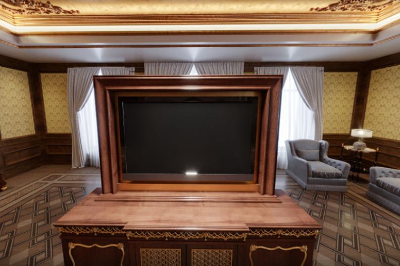 """Апарт-отель """"Гнилая гора"""" (Rotten Berg) - бронирование доступно в 2025 гг. , Замок, в Прасковеевке на 16 номеров - Фотография 30"""