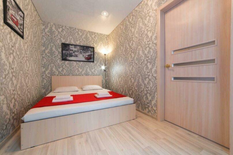 2-комн. квартира, 54 кв.м. на 6 человек, улица Цвиллинга, 47Б, Челябинск - Фотография 3