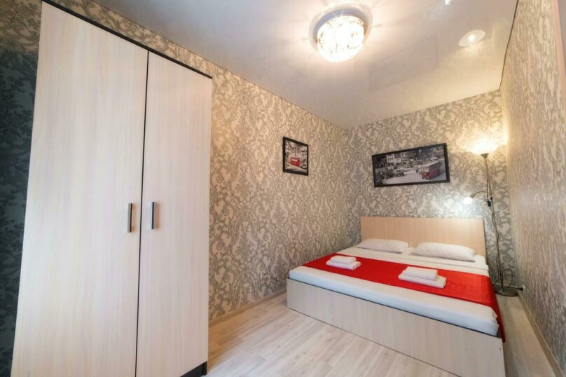 2-комн. квартира, 54 кв.м. на 6 человек, улица Цвиллинга, 47Б, Челябинск - Фотография 4
