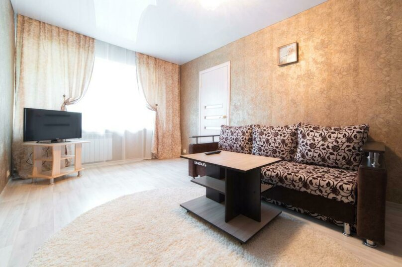 2-комн. квартира, 54 кв.м. на 6 человек, улица Цвиллинга, 47Б, Челябинск - Фотография 7