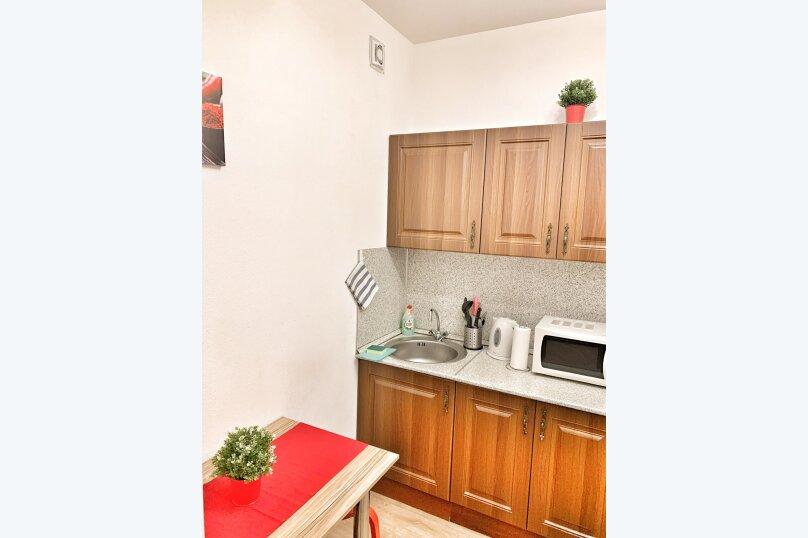1-комн. квартира, 27 кв.м. на 3 человека, Комендантский проспект, 71, Санкт-Петербург - Фотография 25