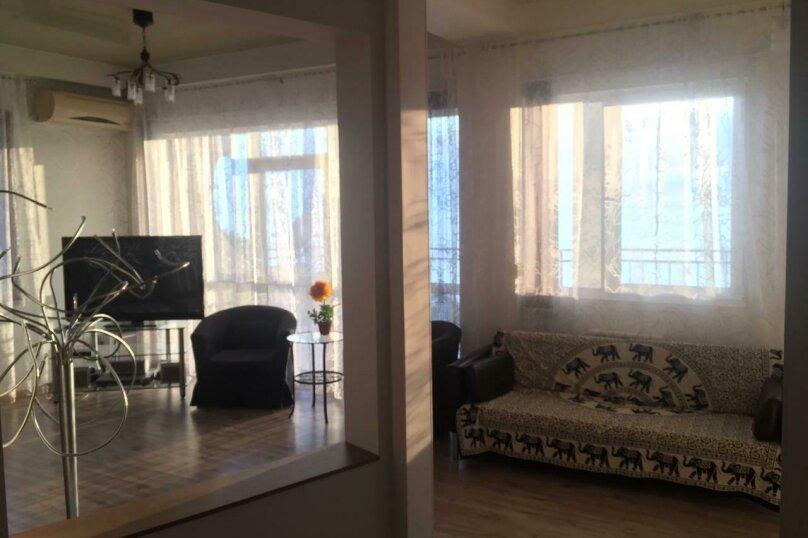 2-комн. квартира, 100 кв.м. на 4 человека, Сухумское шоссе, 19А, Хоста - Фотография 16