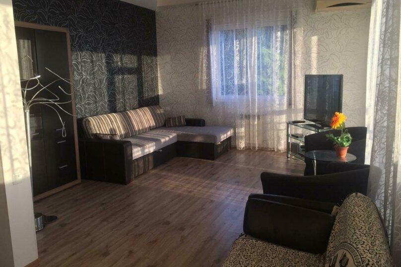 2-комн. квартира, 100 кв.м. на 4 человека, Сухумское шоссе, 19А, Хоста - Фотография 18