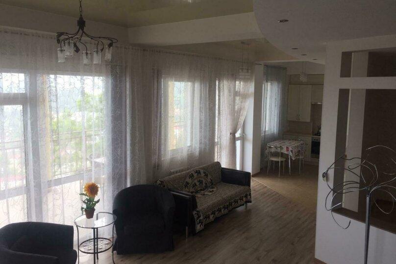 2-комн. квартира, 100 кв.м. на 4 человека, Сухумское шоссе, 19А, Хоста - Фотография 19