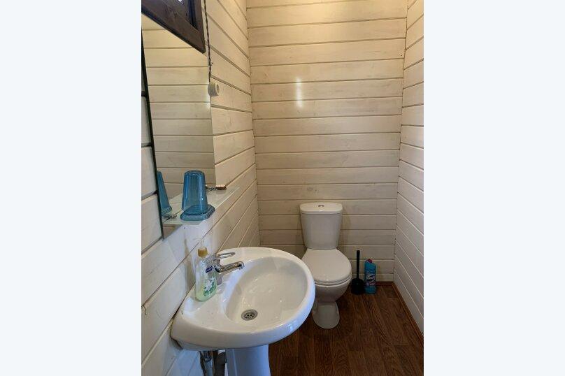 Дом под ключ, 100 кв.м. на 4 человека, 1 спальня, Фабричная, 43А, Пицунда - Фотография 23