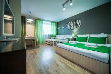 1-комн. квартира, 34 кв.м. на 4 человека, проспект Ленина, 23Б, Челябинск - Фотография 1