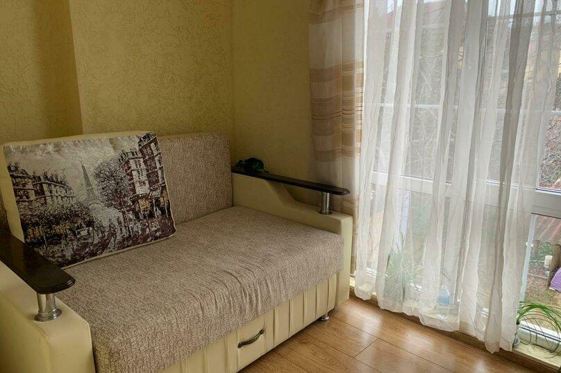 1-комн. квартира, 35 кв.м. на 4 человека, Насыпная улица, 45 стр 1, Адлер - Фотография 2