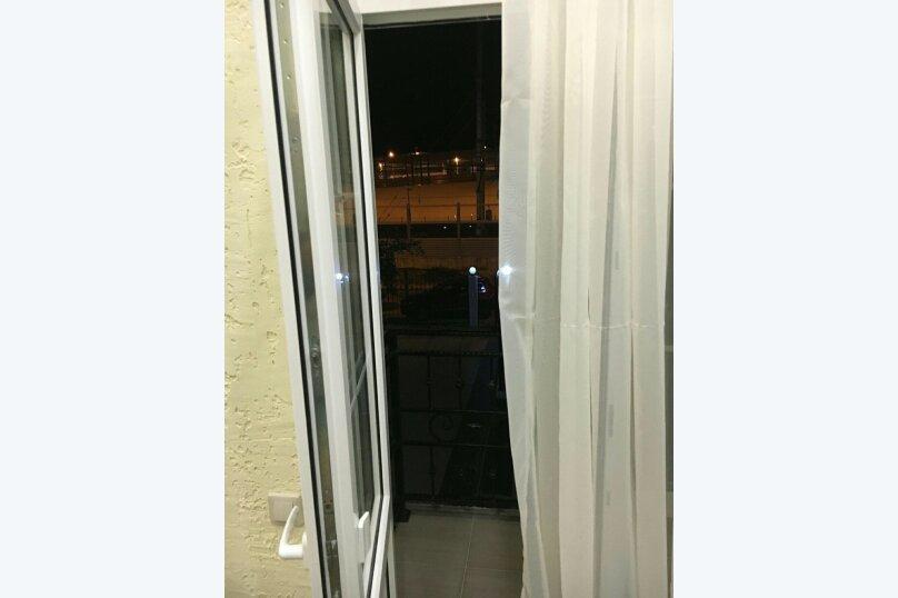 1-комн. квартира, 35 кв.м. на 4 человека, Насыпная улица, 45 стр 1, Адлер - Фотография 20