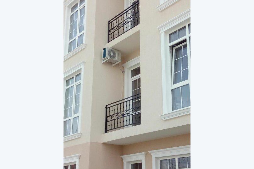 1-комн. квартира, 35 кв.м. на 4 человека, Насыпная улица, 45 стр 1, Адлер - Фотография 21