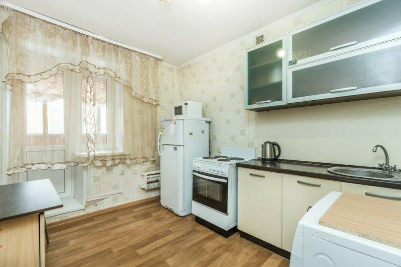 1-комн. квартира, 34 кв.м. на 4 человека, улица Седова, 19, Тюмень - Фотография 5
