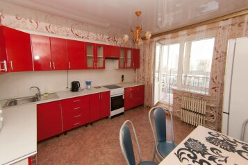 2-комн. квартира, 61 кв.м. на 4 человека, улица Революции 1905 года, 80Г, Воронеж - Фотография 1
