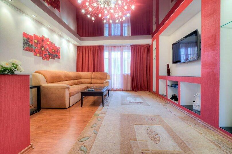2-комн. квартира, 54 кв.м. на 4 человека, улица 250-летия Челябинска, 25, Челябинск - Фотография 3