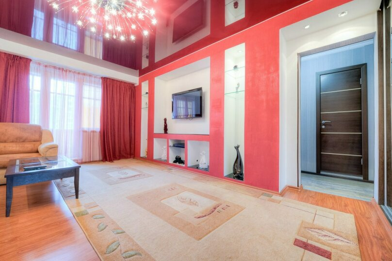 2-комн. квартира, 54 кв.м. на 4 человека, улица 250-летия Челябинска, 25, Челябинск - Фотография 4