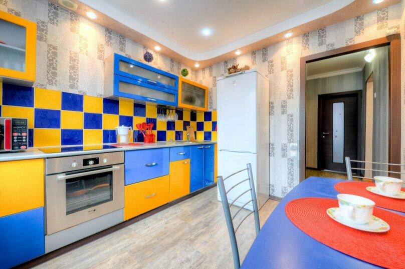 2-комн. квартира, 54 кв.м. на 4 человека, улица 250-летия Челябинска, 25, Челябинск - Фотография 5
