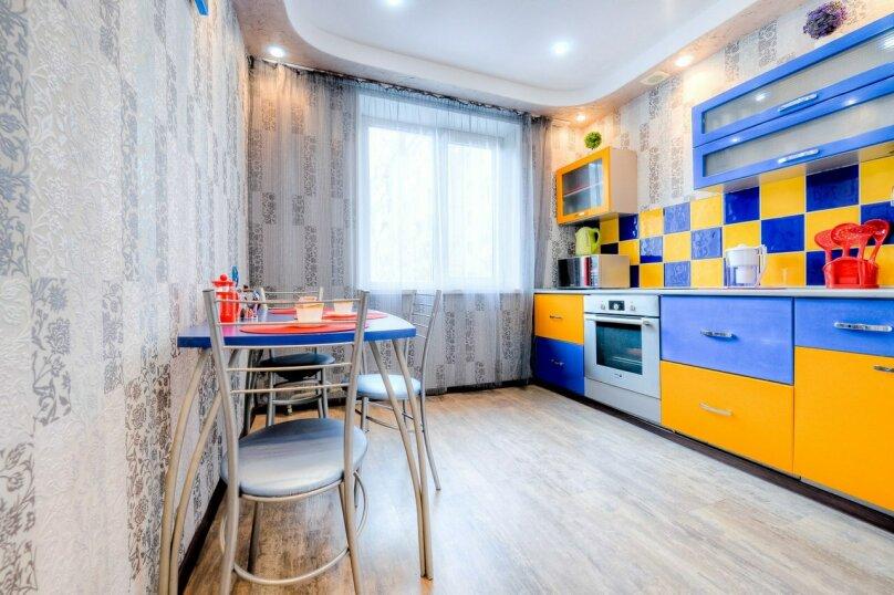 2-комн. квартира, 54 кв.м. на 4 человека, улица 250-летия Челябинска, 25, Челябинск - Фотография 6