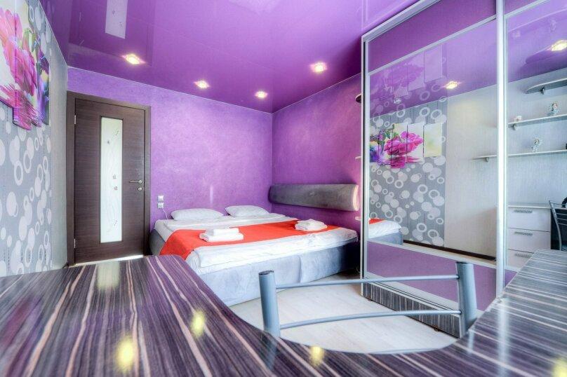 2-комн. квартира, 54 кв.м. на 4 человека, улица 250-летия Челябинска, 25, Челябинск - Фотография 7
