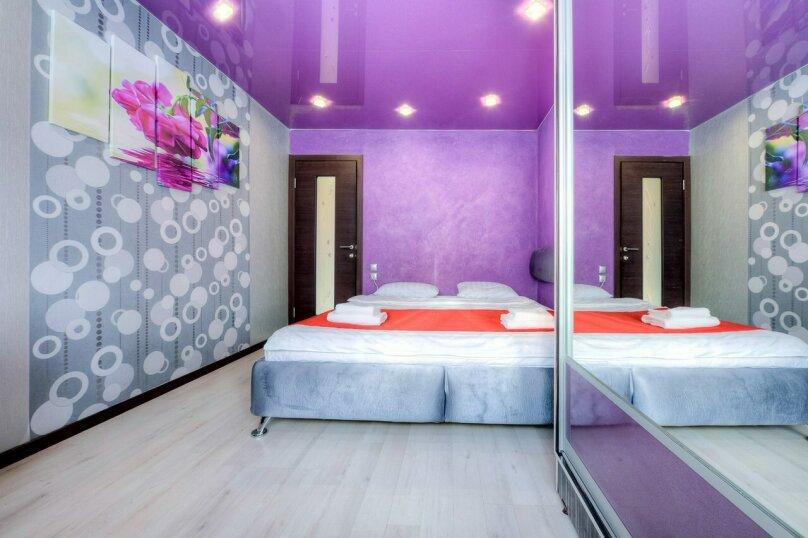 2-комн. квартира, 54 кв.м. на 4 человека, улица 250-летия Челябинска, 25, Челябинск - Фотография 8