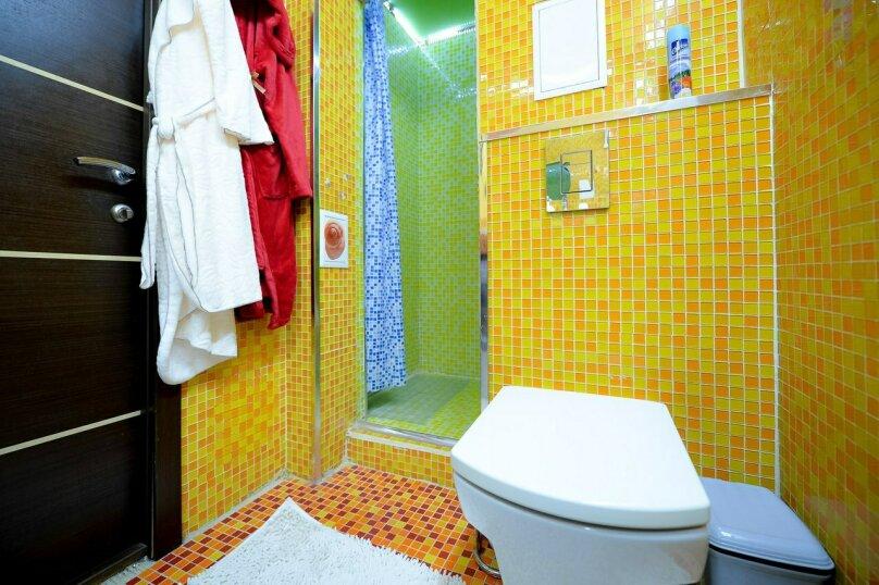 2-комн. квартира, 54 кв.м. на 4 человека, улица 250-летия Челябинска, 25, Челябинск - Фотография 10