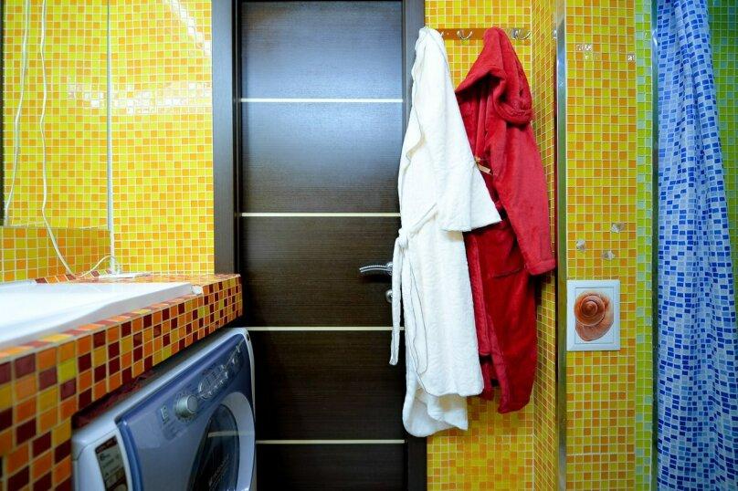 2-комн. квартира, 54 кв.м. на 4 человека, улица 250-летия Челябинска, 25, Челябинск - Фотография 11