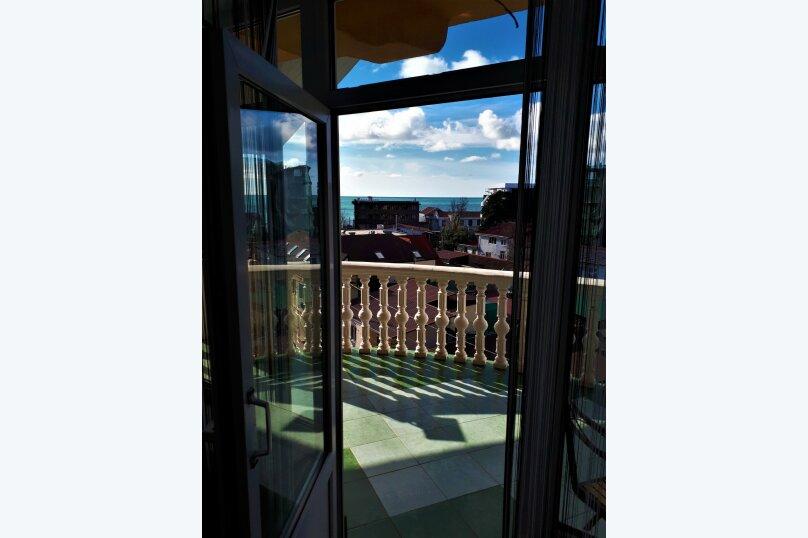 Четырехместный с балконом , улица Ульянова, 10, Адлер - Фотография 9