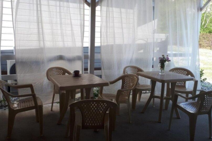 """Домик """"У Лизы-2"""", 30 кв.м. на 4 человека, 1 спальня, Фабричная улица, 43-А, Пицунда - Фотография 15"""
