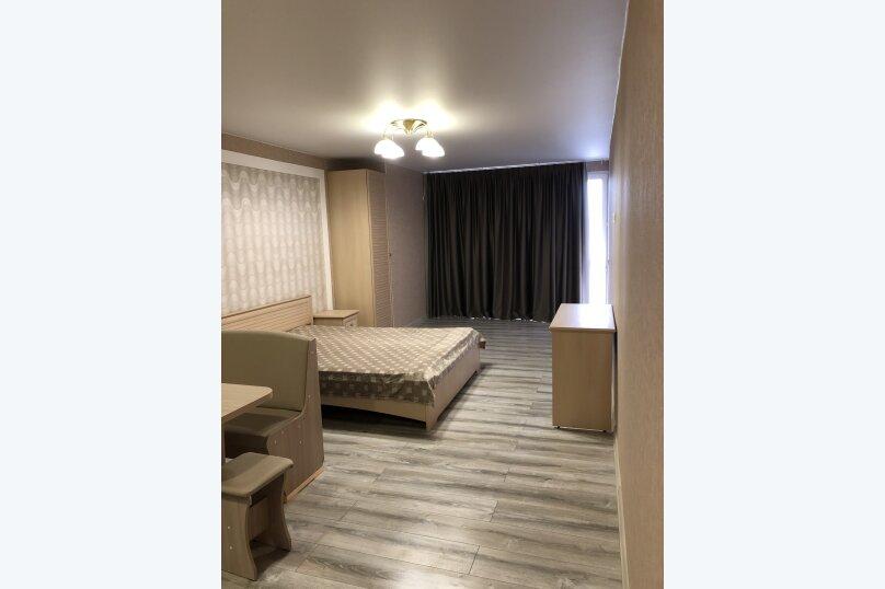 Гостиница 1142502, улица Ульяновых, 14 на 2 комнаты - Фотография 2