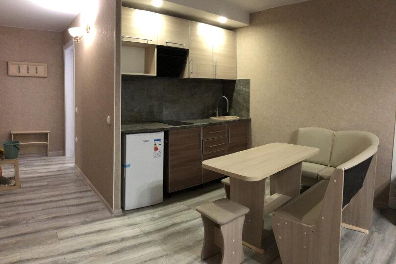 Гостиница 1142502, улица Ульяновых, 14 на 2 комнаты - Фотография 14