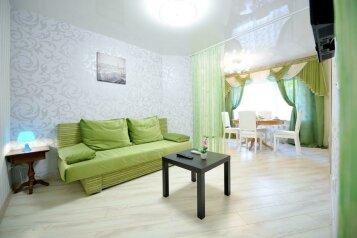 2-комн. квартира, 56 кв.м. на 4 человека, проспект Ленина, 74Б, Челябинск - Фотография 1