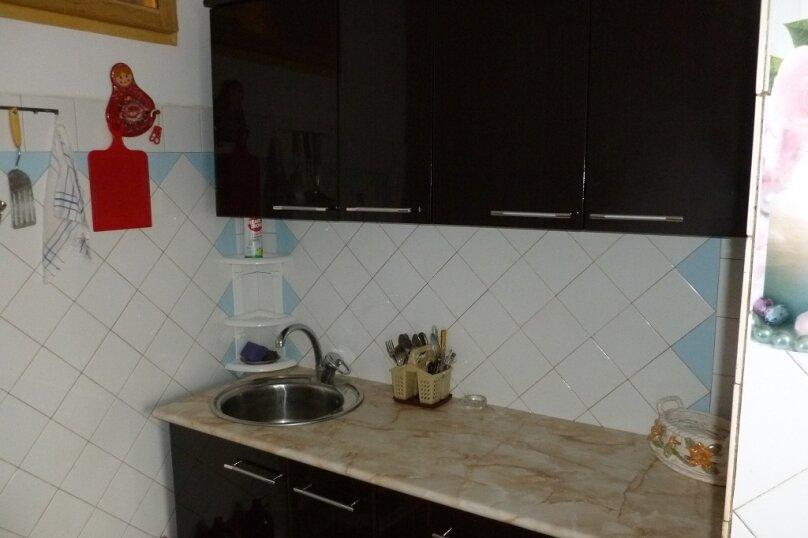 3-комн. квартира, 50 кв.м. на 5 человек, улица Ладария, 20, Сухум - Фотография 5