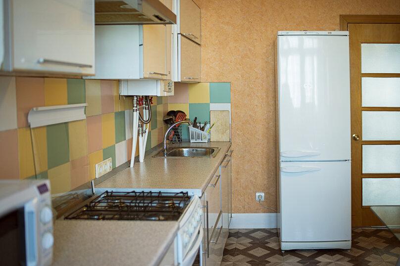 3-комн. квартира, 80 кв.м. на 6 человек, улица Фрунзе, 5, Рязань - Фотография 5