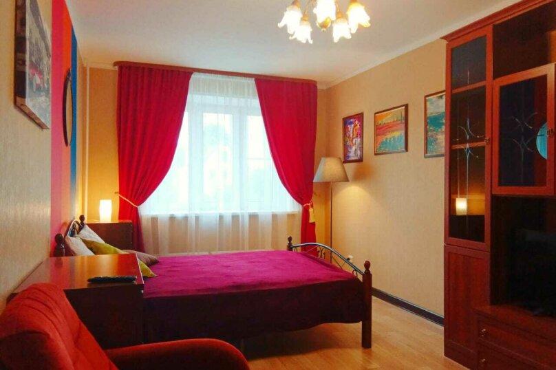 1-комн. квартира, 40 кв.м. на 4 человека, Татарская улица, 13, Рязань - Фотография 1