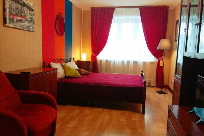 1-комн. квартира, 40 кв.м. на 4 человека, Татарская улица, 13, Рязань - Фотография 2