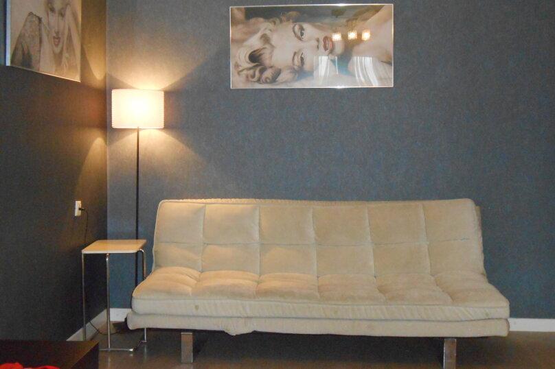 1-комн. квартира, 40 кв.м. на 4 человека, Вишнёвая улица, 28, Рязань - Фотография 2