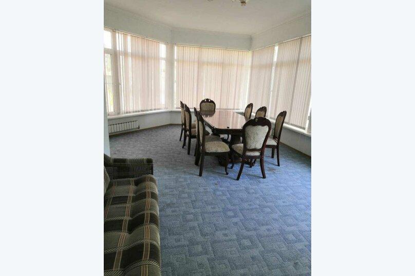 Коттедж в 3 этажа на частной огороженной территории, 330 кв.м. на 14 человек, 7 спален, Заречная улица, 1Г, Ольгинка - Фотография 7