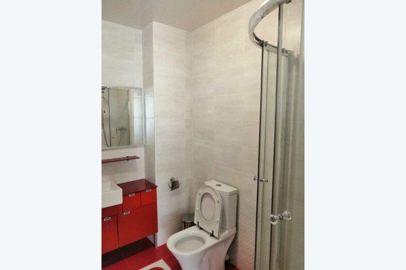 Коттедж в 3 этажа на частной огороженной территории, 330 кв.м. на 14 человек, 7 спален, Заречная улица, 1Г, Ольгинка - Фотография 8